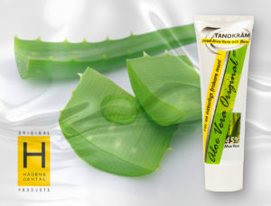 Aloe Vera Original – a natural toothpaste